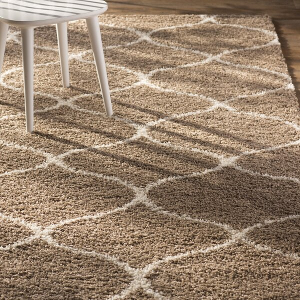 Addison Cappuccino Area Rug by Zipcode Design