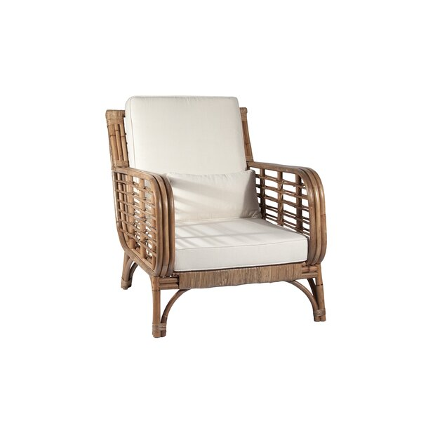 Square Back Rattan Chair by Ibolili