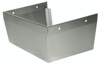 Skirt Assembly for Hand Sinks with Deck Mounted Faucets by Advance Tabco