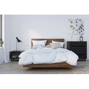 Bunce Platform 4 Piece Bedroom Set By Ivy Bronx