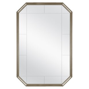 Charlton Home Bradberry Wall Mounted Mirror