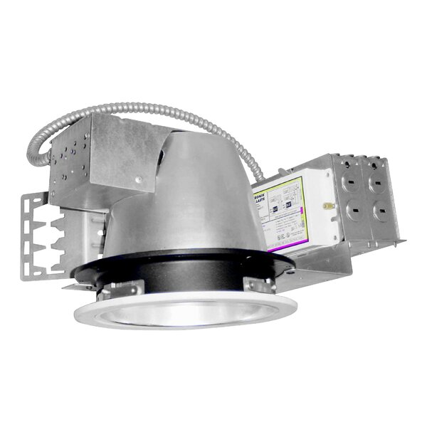 Architectural CFL Dimmable Ballast Recessed Housing by Royal Pacific