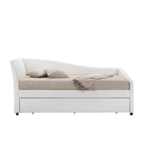 Aladrian Twin Daybed with Trundle by Latitude Run Latitude Run