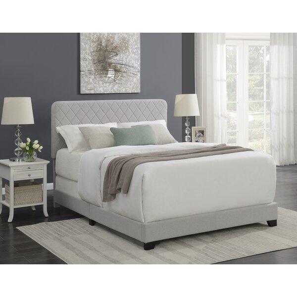 Glenmere Upholstered Standard Bed by Brayden Studio