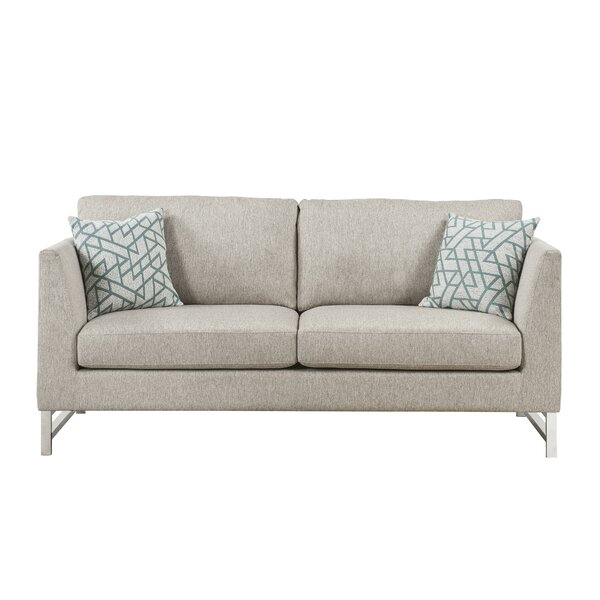 Holl Loveseat by Wrought Studio
