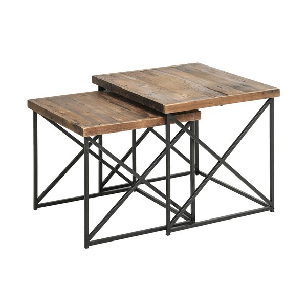 Colleton 2 Piece Nesting Tables by Gracie Oaks
