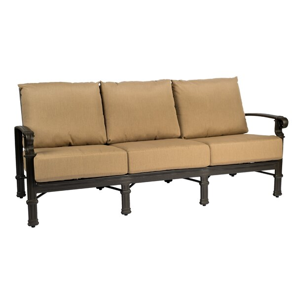 Spartan 3 Piece Deep Seating Group with Cushions by Woodard