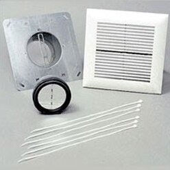 WhisperLine™ Installation Kit - 6 Single Pick Up by Panasonic®