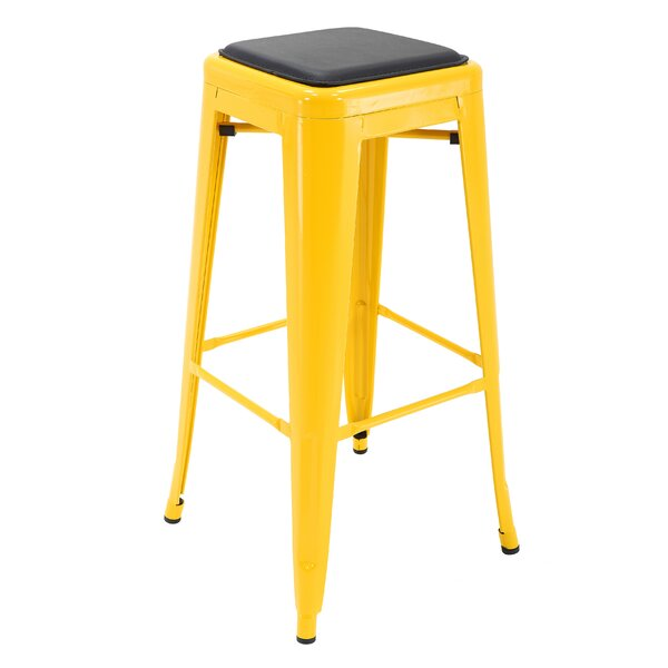 Barstool Cushion by Williston Forge