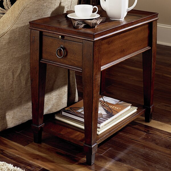 Langer End Table By Millwood Pines