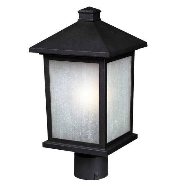 Malden Modern Outdoor Post Lantern by Andover Mills