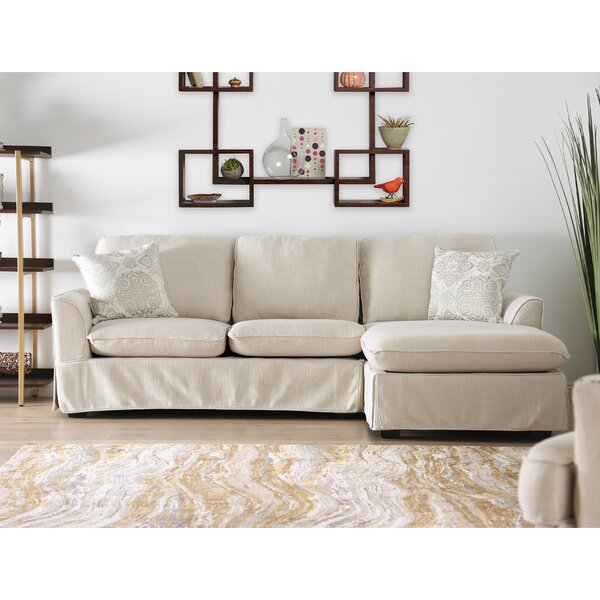 Daivelis Sectional by Red Barrel Studio