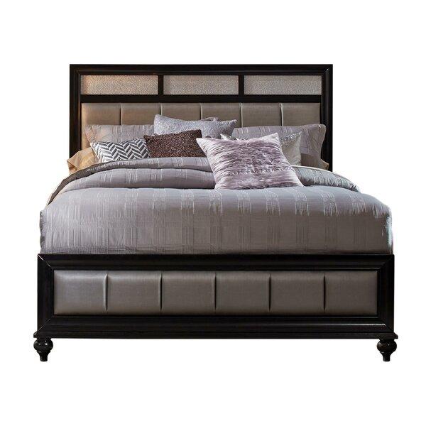 Chinatown Queen Upholstered Platform Bed by Red Barrel Studio Red Barrel Studio