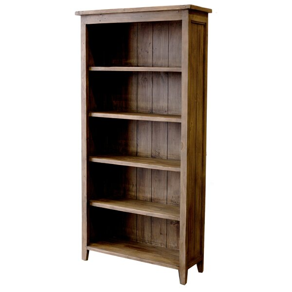 Mysliwiec Standard Bookcase by Loon Peak
