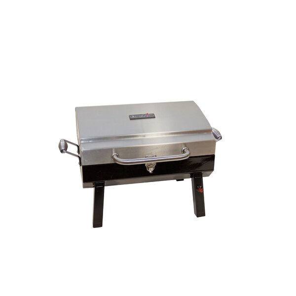 Deluxe 1 Burner Portable Propane Gas Grill by Char-Broil