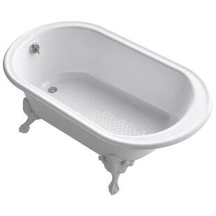 black and white clawfoot tub. Save to Idea Board Clawfoot Tubs You ll Love  Wayfair