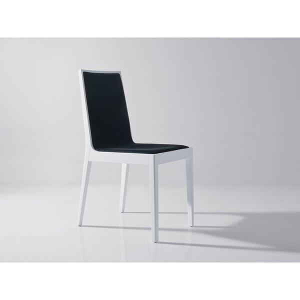 Trafford Upholstered Dining Chair (Set of 2) by Orren Ellis