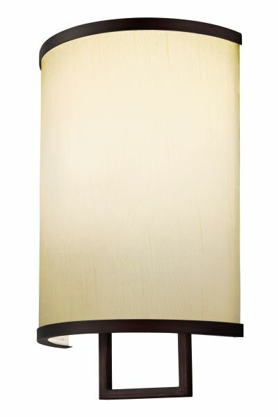 Linon Half Round 1-Light Flush Mount by Lithonia Lighting