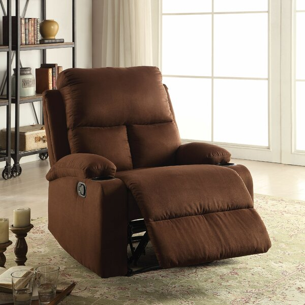 Piontek Manual Recliner [Red Barrel Studio]
