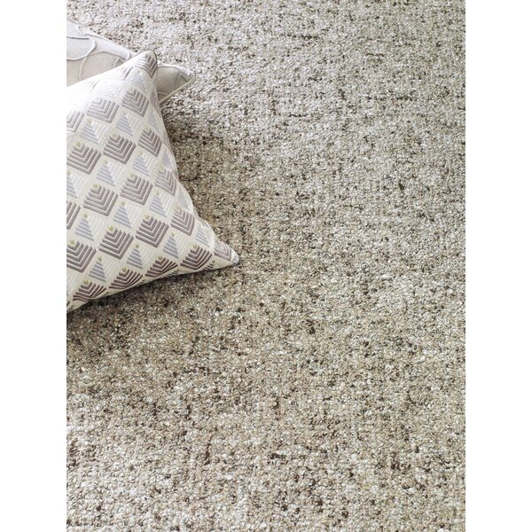 Granite Hand-Tufted Gray Area Rug by CompanyC
