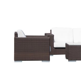 Hicklin 5 Piece Sofa Set with Cushions By Brayden Studio