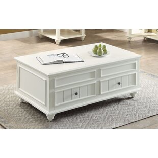 Reviews Doster Lift Top Coffee Table by Darby Home Co