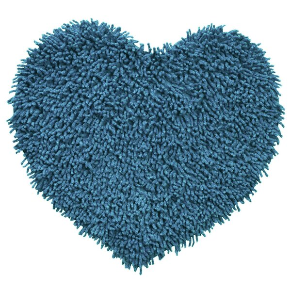 Shagadelic Hand-Loomed Blue Area Rug by St. Croix