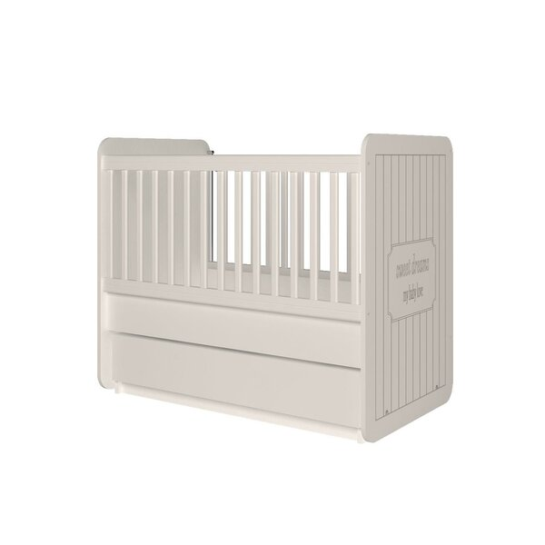 Bellair Sweet Baby Crib by Harriet Bee