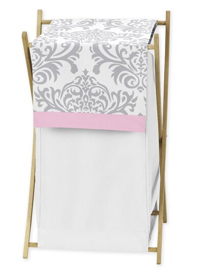 Elizabeth Laundry Hamper by Sweet Jojo Designs