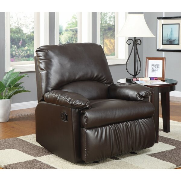 Huffstetler Functionally Relaxing Manual Glider Recliner BNZB5020