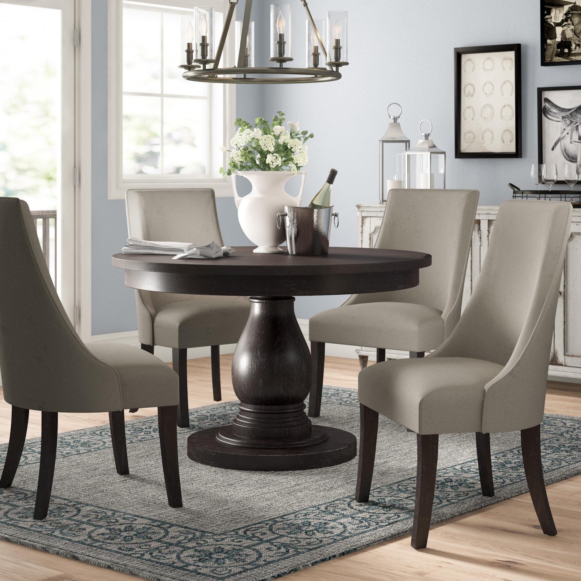 Three Posts Barrington 5 Piece Dining Set & Reviews | Wayfair