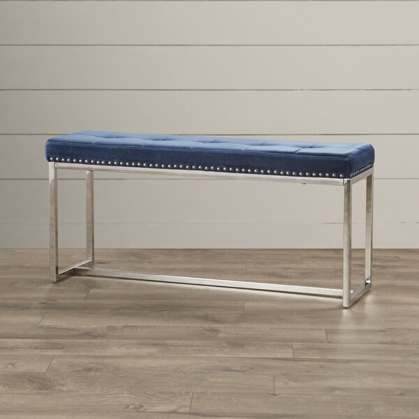 Roddy Upholstered Bench by Willa Arlo Interiors