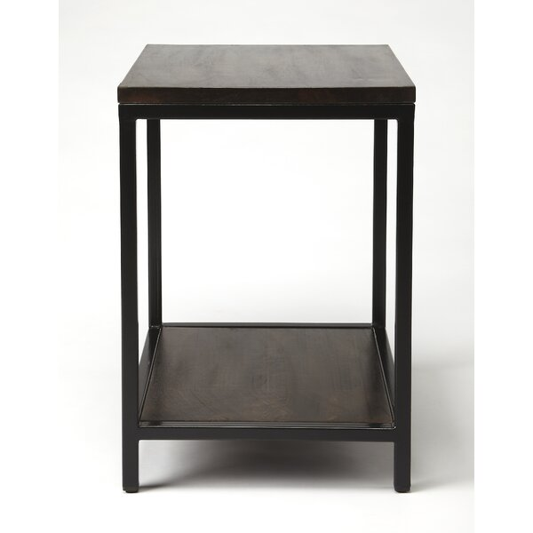 Tankersley End Table by Williston Forge