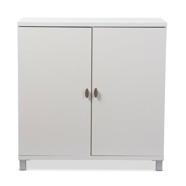 Spicer 2 Door Accent Cabinet by Ebern Designs