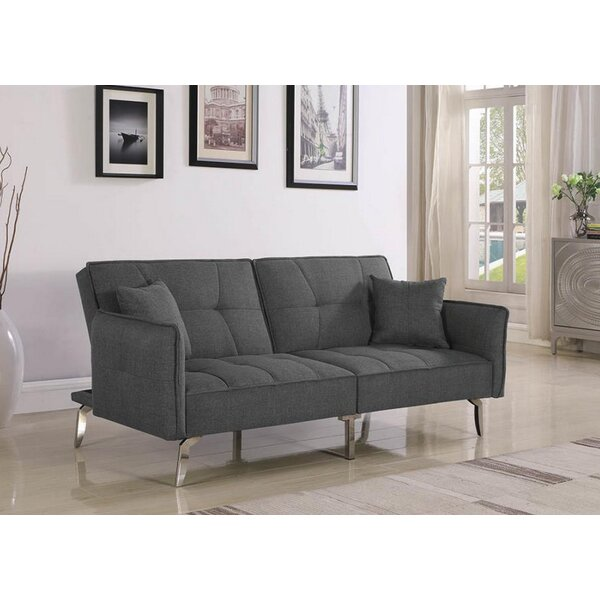 Brokaw Convertible Sofa by Orren Ellis