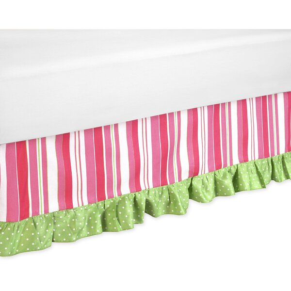 Olivia Queen Bed Skirt by Sweet Jojo Designs