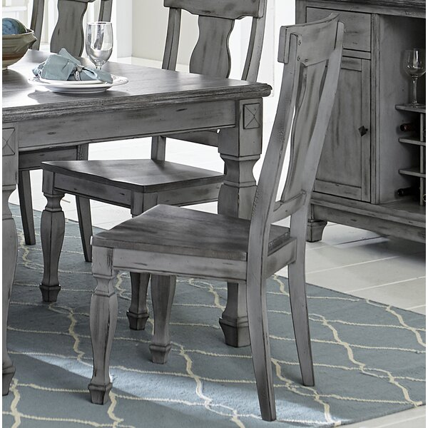 Michaela Dining Chair (Set of 2) by One Allium Way