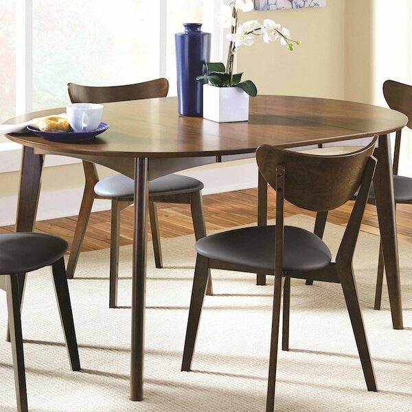 Driffield 5 Piece Extendable Dining Set by Corrigan Studio