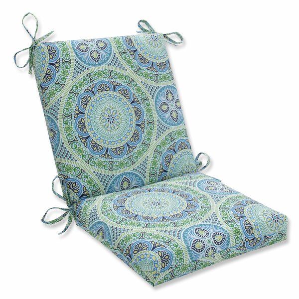 Delancey Lounge Chair Cushion by Pillow Perfect