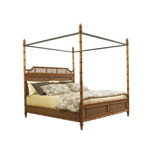 Island Estates Canopy Bed by Tommy Bahama Home