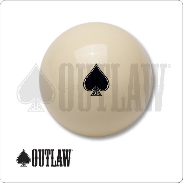 Outlaw Standard Pool Ball by Action