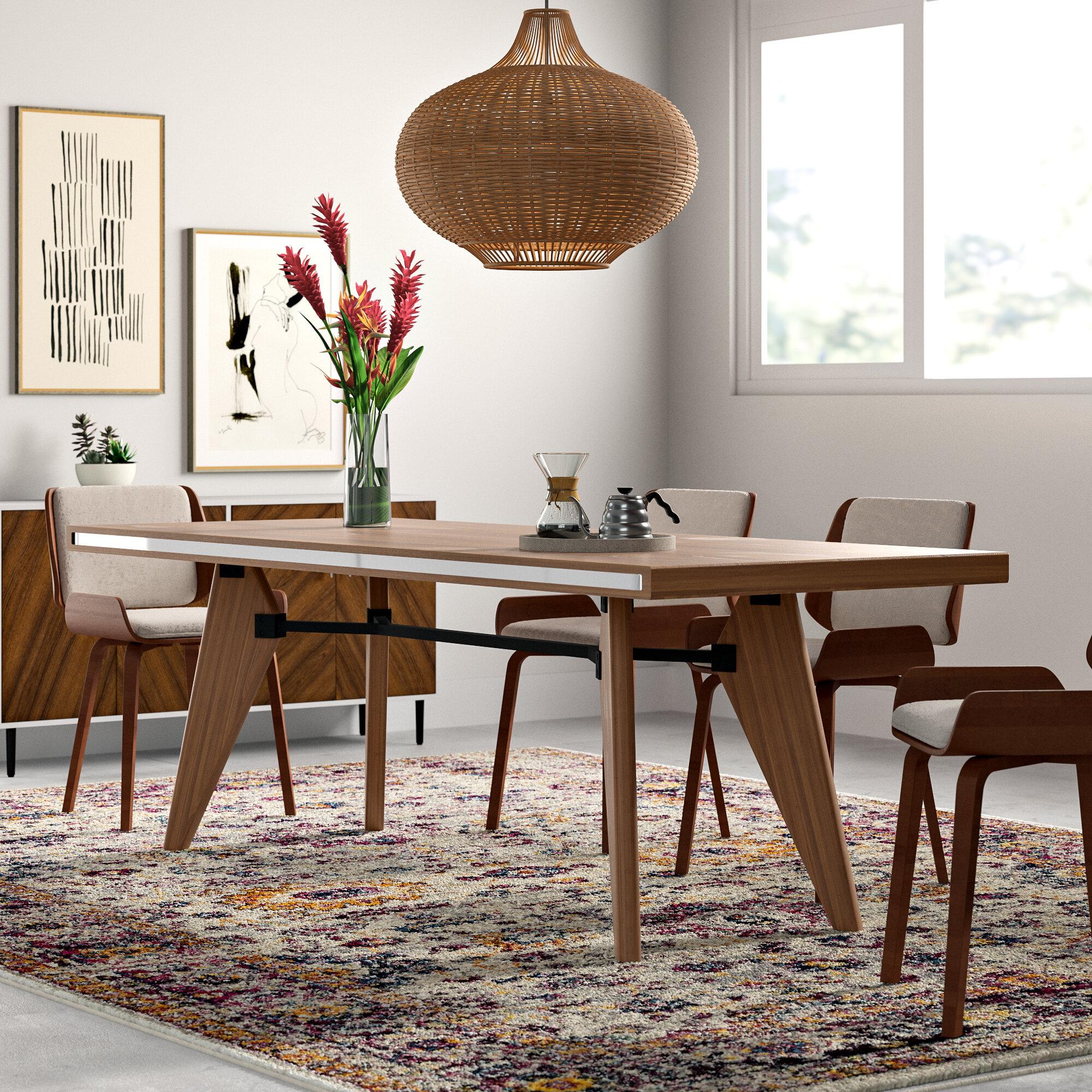 Admirable Kai Solid Wood Dining Table Inzonedesignstudio Interior Chair Design Inzonedesignstudiocom