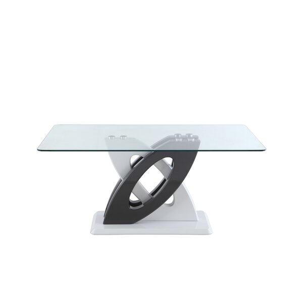 Orianna Dining Table by Orren Ellis