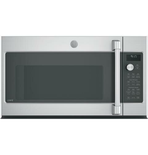 30 1.7 cu.ft. Over-The-Range Microwave by Café™