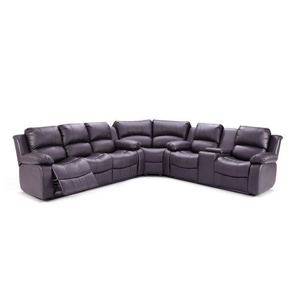 Reno Reversible Reclining Sectional by Living In Style