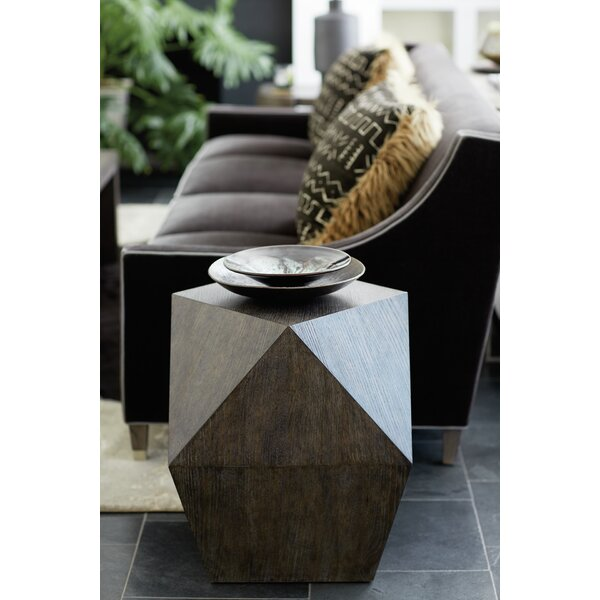 Linea End Table By Bernhardt