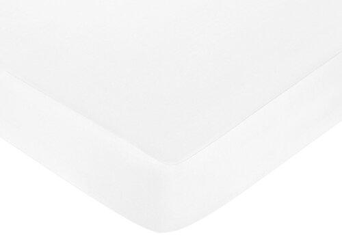 Chevron Fitted Crib Sheet by Sweet Jojo Designs