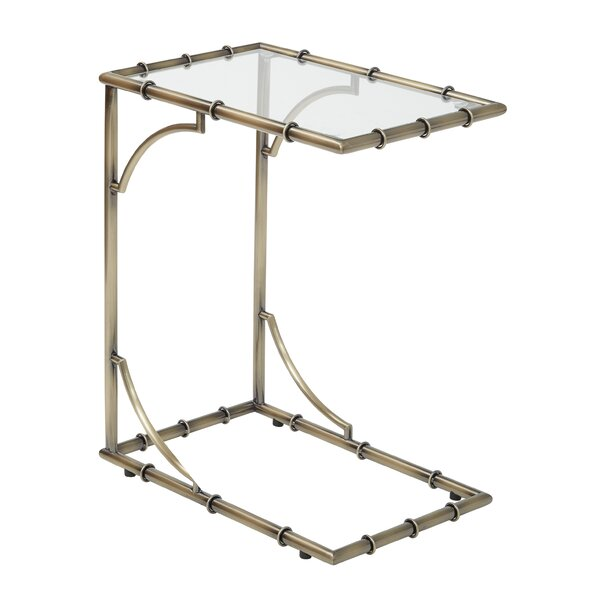 Guthfrith End Table by World Menagerie World Menagerie