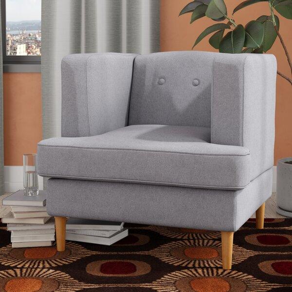 Burnham Armchair by Ivy Bronx