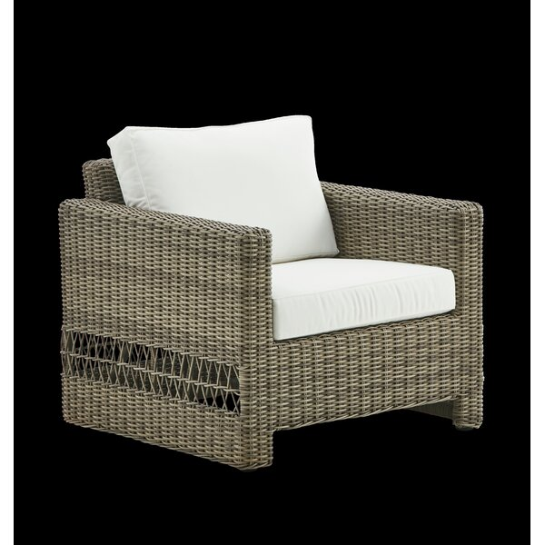 Carrie Patio Chair with Cushions by Sika Design